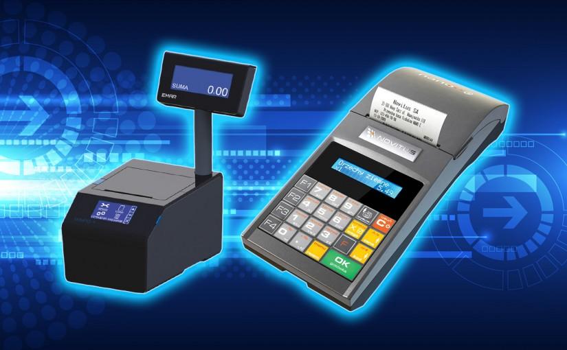 Kasy i drukarki w sklepie internetowym