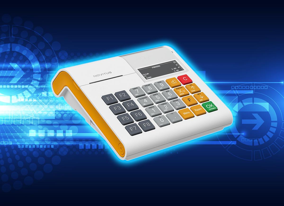 Kasa fiskalna Link Online już w ofertach dystrybutorów urządzeń Novitus